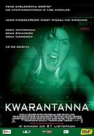 Quarantine - Polish Movie Poster (xs thumbnail)
