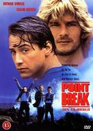 Point Break - Danish Movie Cover (xs thumbnail)