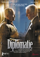 Diplomatie - French Movie Cover (xs thumbnail)