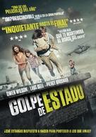 No Escape - Spanish Movie Poster (xs thumbnail)