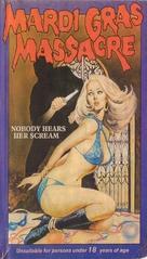 Mardi Gras Massacre - VHS cover (xs thumbnail)