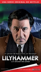 """""""Lilyhammer"""" - Spanish VHS movie cover (xs thumbnail)"""