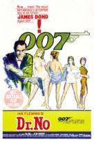 Dr. No - Australian Movie Poster (xs thumbnail)