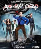 """""""Ash vs Evil Dead"""" - Blu-Ray movie cover (xs thumbnail)"""
