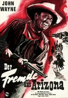Tall in the Saddle - German Movie Poster (xs thumbnail)