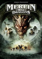 Merlin and the War of the Dragons - DVD cover (xs thumbnail)