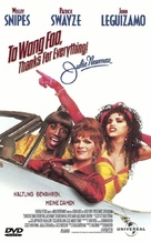 To Wong Foo Thanks for Everything, Julie Newmar - Movie Cover (xs thumbnail)