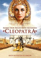 Cleopatra - Romanian DVD movie cover (xs thumbnail)