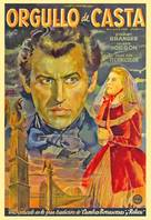 Blanche Fury - Argentinian Movie Poster (xs thumbnail)
