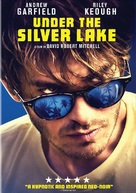 Under the Silver Lake - DVD cover (xs thumbnail)