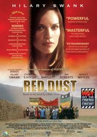 Red Dust - South African Movie Poster (xs thumbnail)