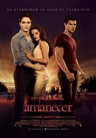 The Twilight Saga: Breaking Dawn - Part 1 - Colombian Movie Poster (xs thumbnail)