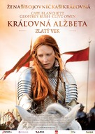 Elizabeth: The Golden Age - Slovak Movie Poster (xs thumbnail)