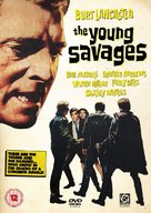 The Young Savages - British DVD movie cover (xs thumbnail)