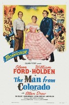 The Man from Colorado - Re-release movie poster (xs thumbnail)