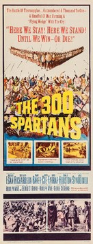 The 300 Spartans - Movie Poster (xs thumbnail)