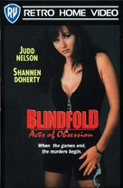 Blindfold: Acts of Obsession - German DVD movie cover (xs thumbnail)