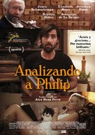 Listen Up Philip - Argentinian Movie Poster (xs thumbnail)
