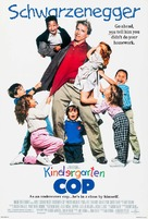 Kindergarten Cop - Movie Poster (xs thumbnail)