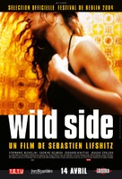 Wild Side - French Movie Poster (xs thumbnail)