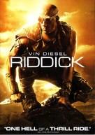 Riddick - DVD cover (xs thumbnail)