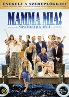 Mamma Mia! Here We Go Again - Hungarian DVD movie cover (xs thumbnail)
