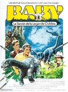 Baby: Secret of the Lost Legend - French Movie Poster (xs thumbnail)