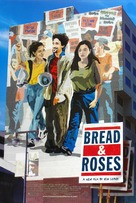 Bread and Roses - Movie Poster (xs thumbnail)