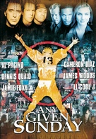 Any Given Sunday - Movie Cover (xs thumbnail)