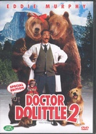 Doctor Dolittle 2 - South Korean Movie Cover (xs thumbnail)