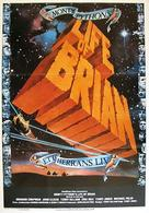 Life Of Brian - Swedish Movie Poster (xs thumbnail)