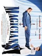 Magicians - British Movie Poster (xs thumbnail)