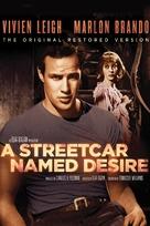 A Streetcar Named Desire - DVD cover (xs thumbnail)