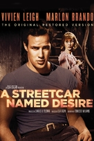 A Streetcar Named Desire - DVD movie cover (xs thumbnail)