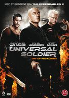 Universal Soldier: Day of Reckoning - Danish DVD cover (xs thumbnail)