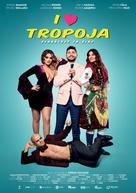 I Love Tropoja - German Movie Poster (xs thumbnail)