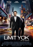 Limitless - Turkish Movie Poster (xs thumbnail)