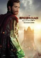 Spider-Man: Far From Home - Italian Movie Poster (xs thumbnail)