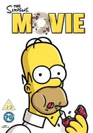 The Simpsons Movie - British Movie Cover (xs thumbnail)
