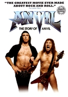 Anvil! The Story of Anvil - DVD movie cover (xs thumbnail)