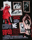 Color Me Blood Red - Movie Poster (xs thumbnail)