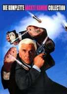 The Naked Gun - German DVD movie cover (xs thumbnail)