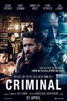 Criminal - Singaporean Movie Poster (xs thumbnail)