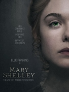 Mary Shelley - Movie Poster (xs thumbnail)