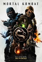 Mortal Kombat - International Movie Poster (xs thumbnail)