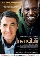 Intouchables - Romanian Movie Poster (xs thumbnail)