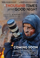 Tusen ganger god natt - Irish Movie Poster (xs thumbnail)