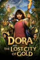 Dora and the Lost City of Gold - Video on demand movie cover (xs thumbnail)