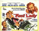 The Fast Lady - British Movie Poster (xs thumbnail)
