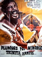 Scansati... a Trinità arriva Eldorado - French Movie Poster (xs thumbnail)